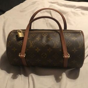 Louis Vuitton Papillon Bag - Used